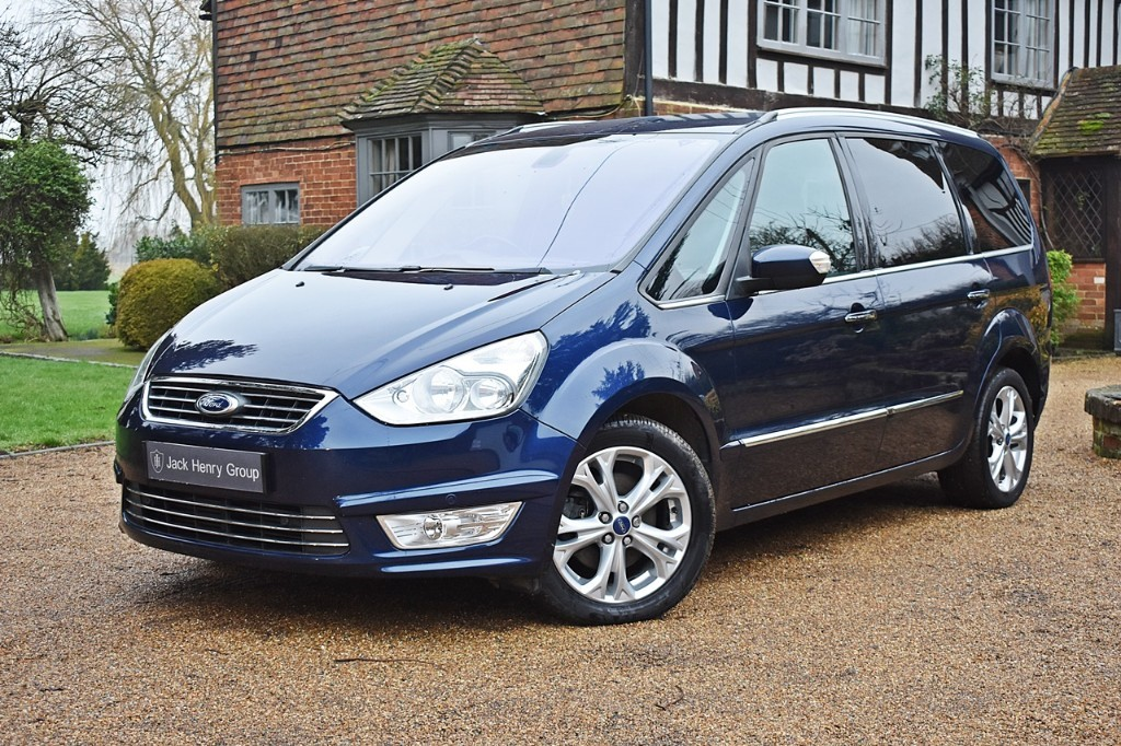 used Ford Galaxy TITANIUM in in-kent