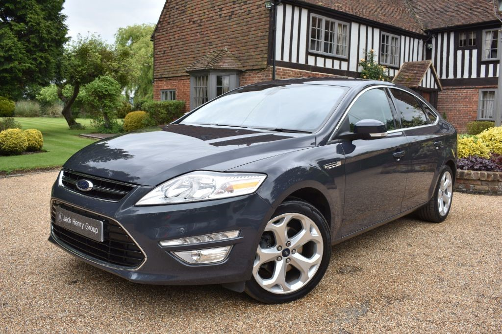 used Ford Mondeo TDCi Titanium 5dr in in-kent