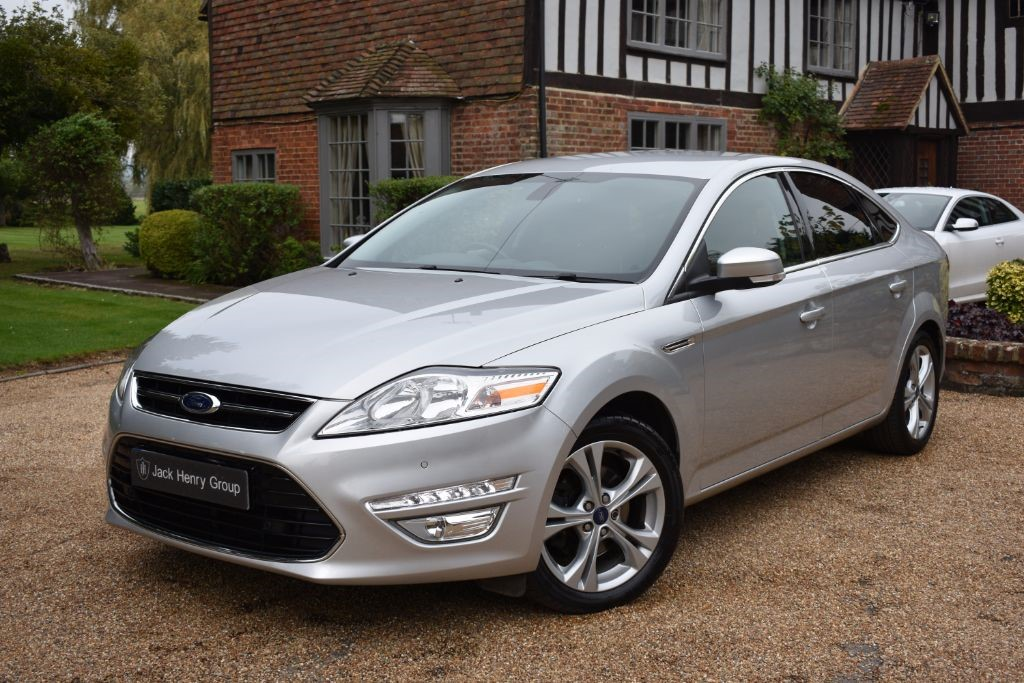 used Ford Mondeo TITANIUM X BUSINESS EDITION TDCI in in-kent