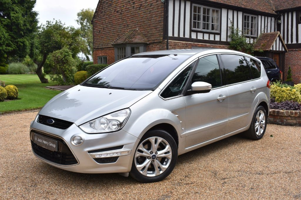 used Ford S-Max TITANIUM TDCI in in-kent
