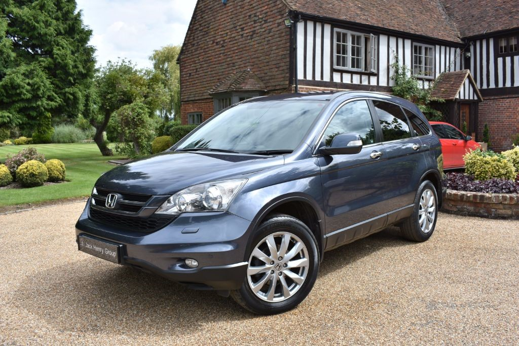 used Honda CR-V I-DTEC ES in in-kent