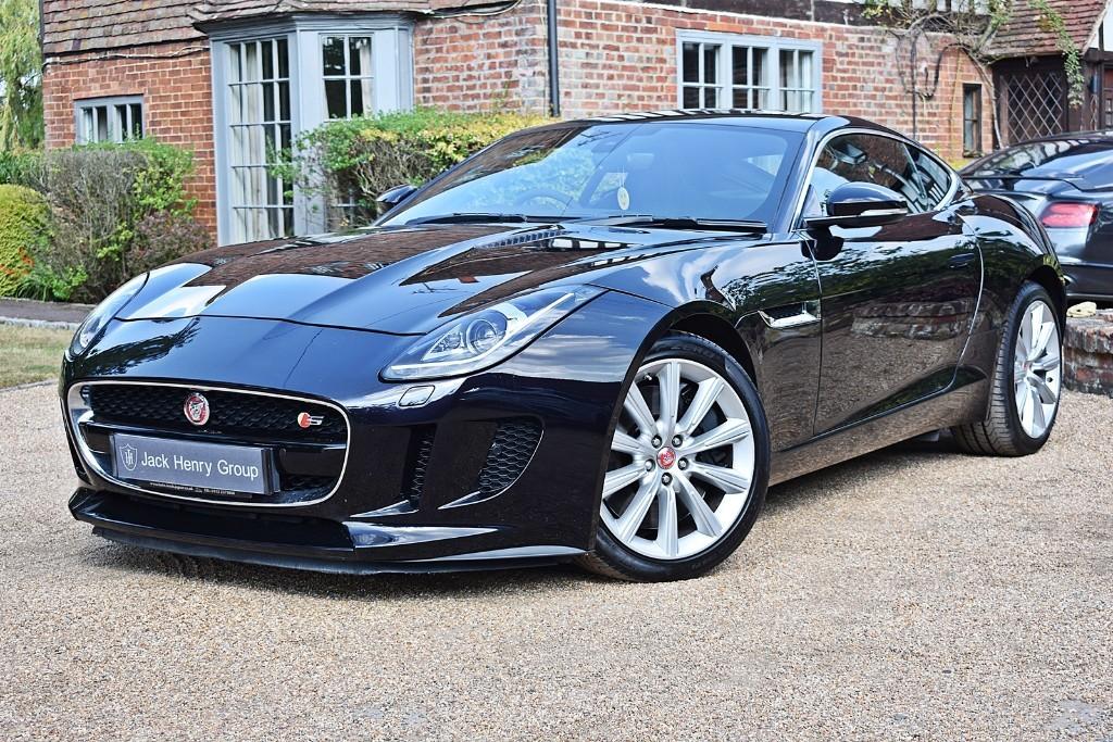 used Jaguar F-Type V6 S in in-kent