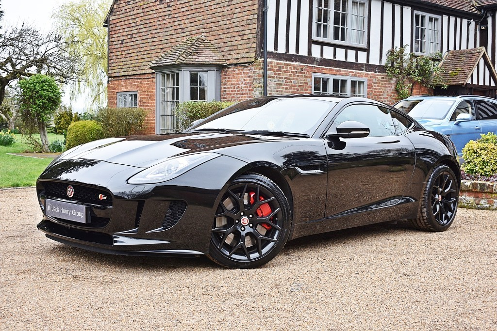 used Jaguar F-Type V6 S in in-kent