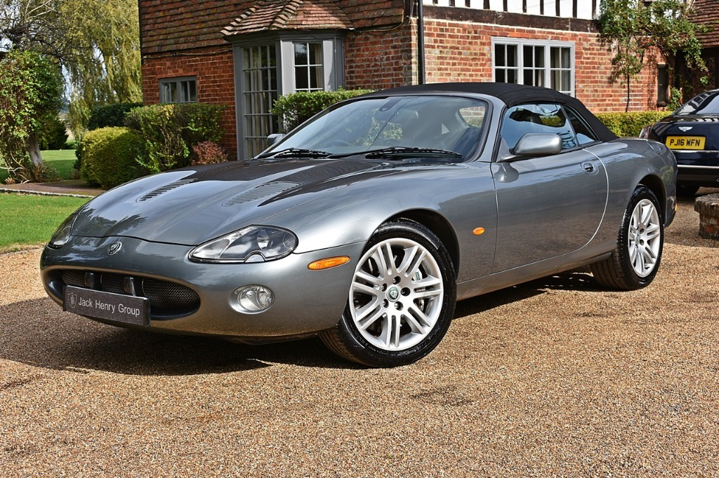 used Jaguar XK8 XKR CONVERTIBLE in in-kent