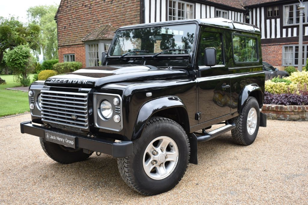 used Land Rover Defender 90 TD XS STATION WAGON in in-kent