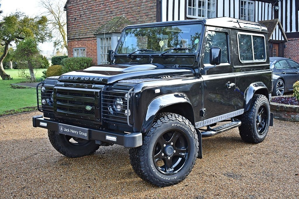 used Land Rover Defender 90 XS STATION WAGON in in-kent
