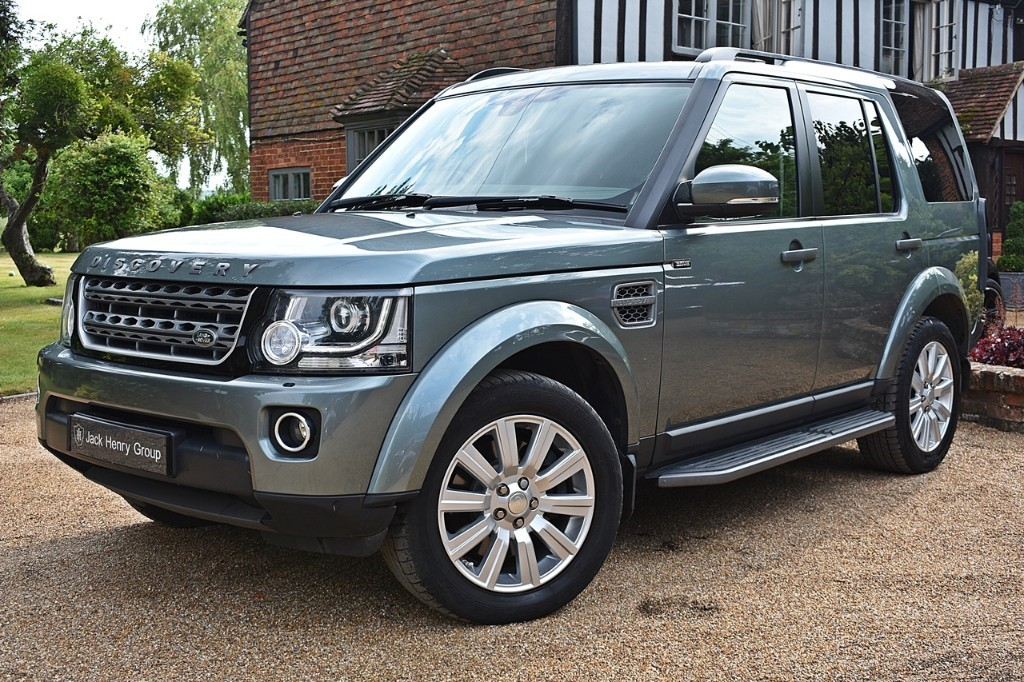 used Land Rover Discovery SDV6 COMMERCIAL XS in in-kent