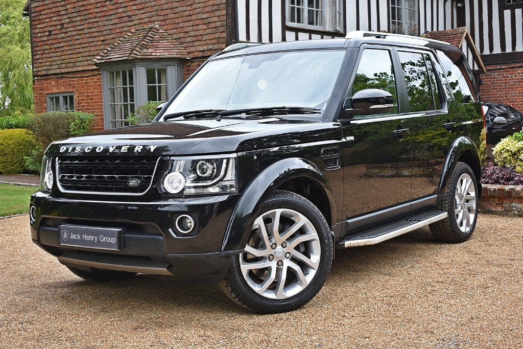 used Land Rover Discovery SDV6 LANDMARK in in-kent