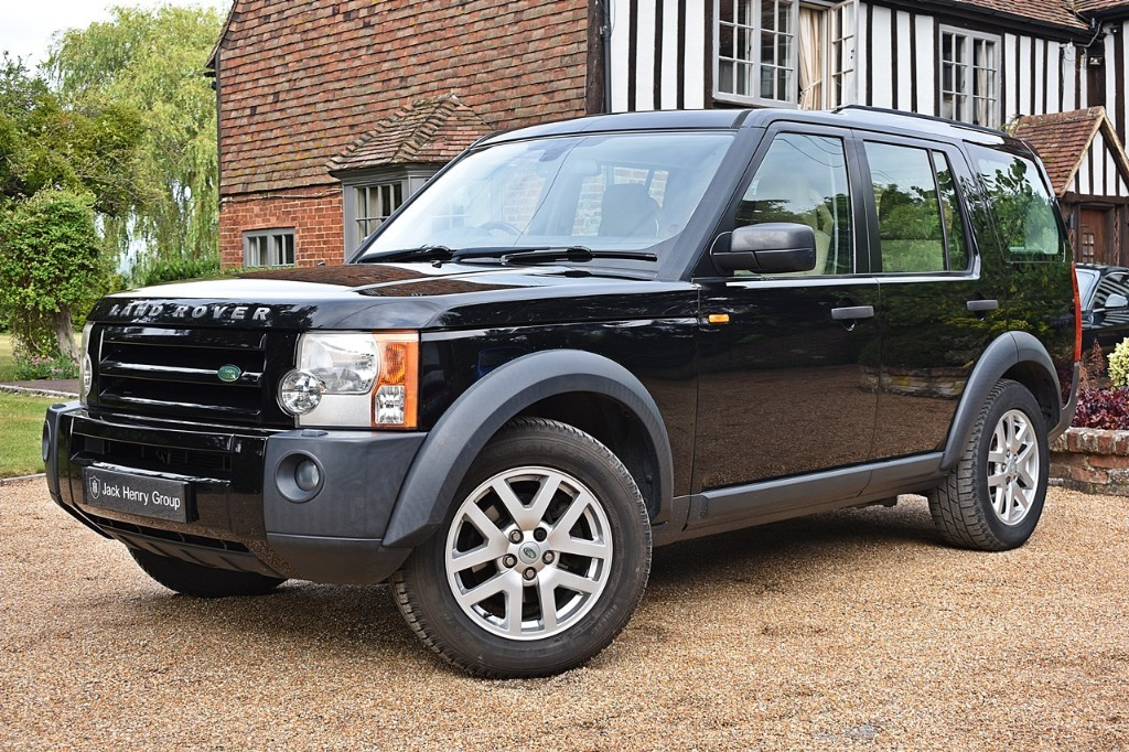 used Land Rover Discovery TDV6 XS E4 in in-kent