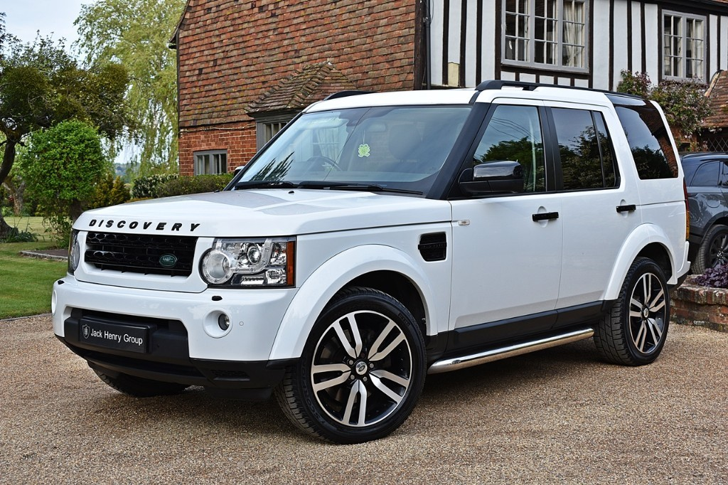 used Land Rover Discovery SDV6 LANDMARK LE in in-kent