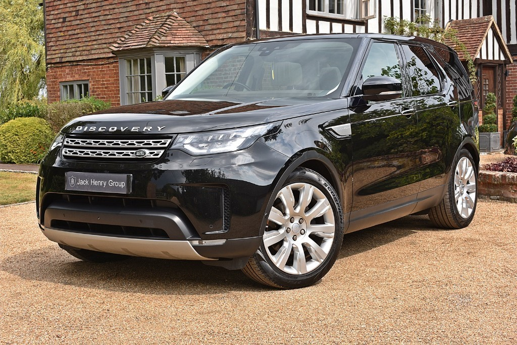 used Land Rover Discovery TD6 HSE LUXURY in in-kent