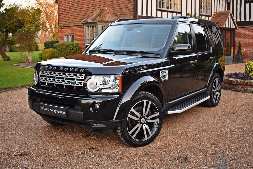 used Land Rover Discovery SDV6 HSE LUXURY in in-kent