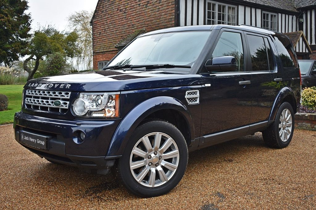 used Land Rover Discovery 4 SDV6 XS in in-kent