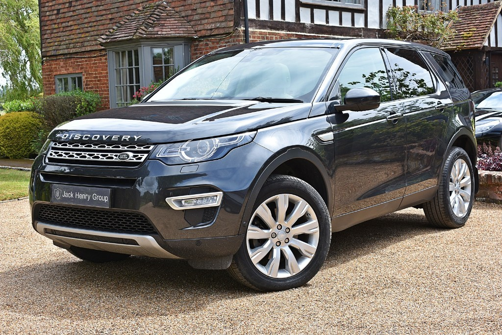 used Land Rover Discovery Sport TD4 HSE LUXURY in in-kent