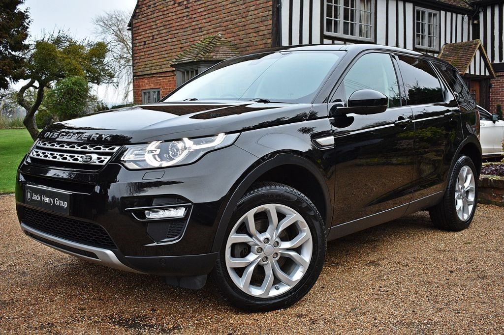 used Land Rover Discovery Sport TD4 HSE in in-kent