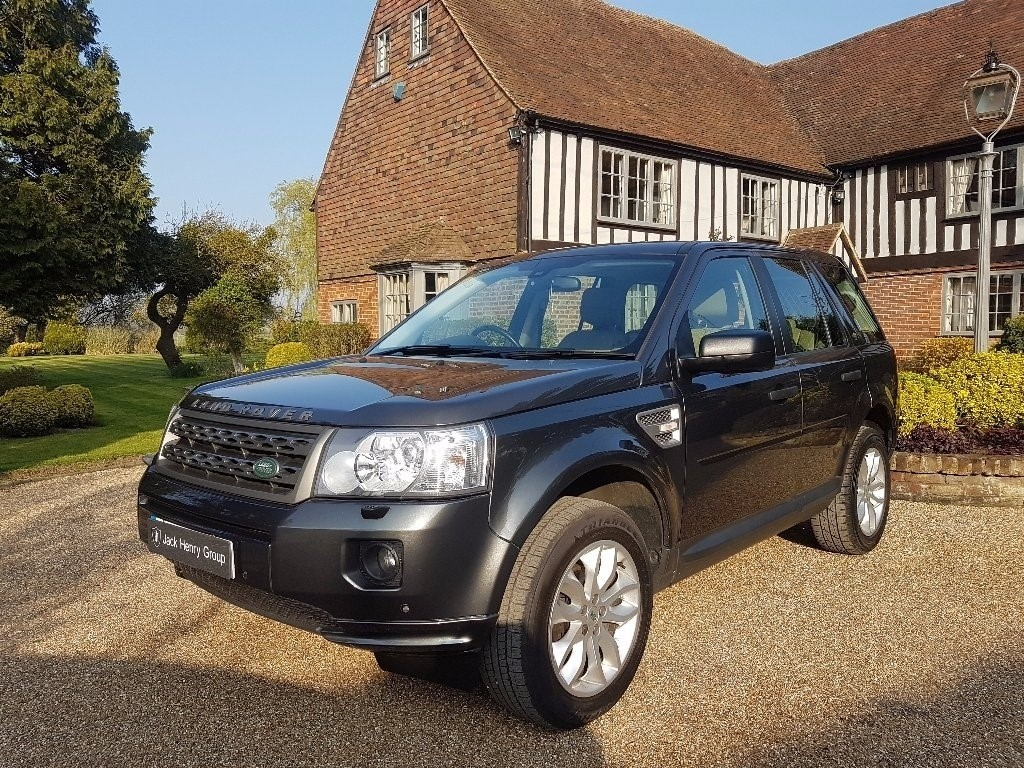 used Land Rover Freelander 2 TD4 HSE 5dr in in-kent