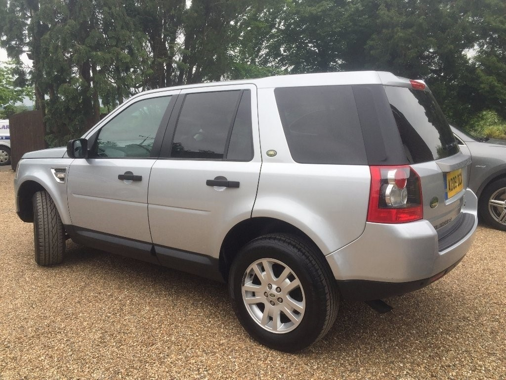 used silver land rover freelander 2 for sale kent. Black Bedroom Furniture Sets. Home Design Ideas