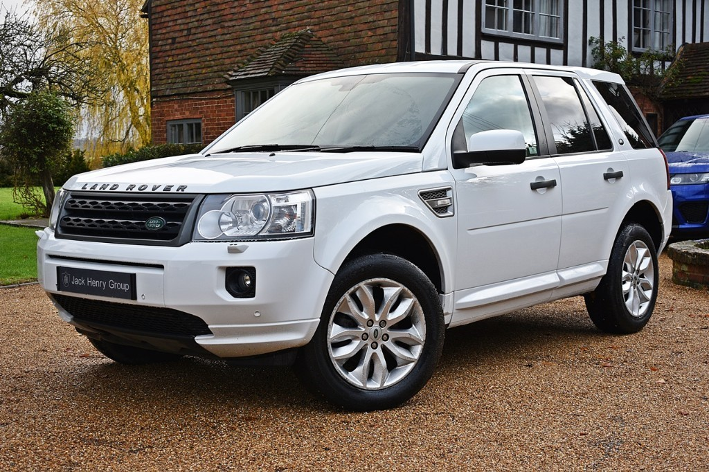 used Land Rover Freelander SD4 XS in in-kent