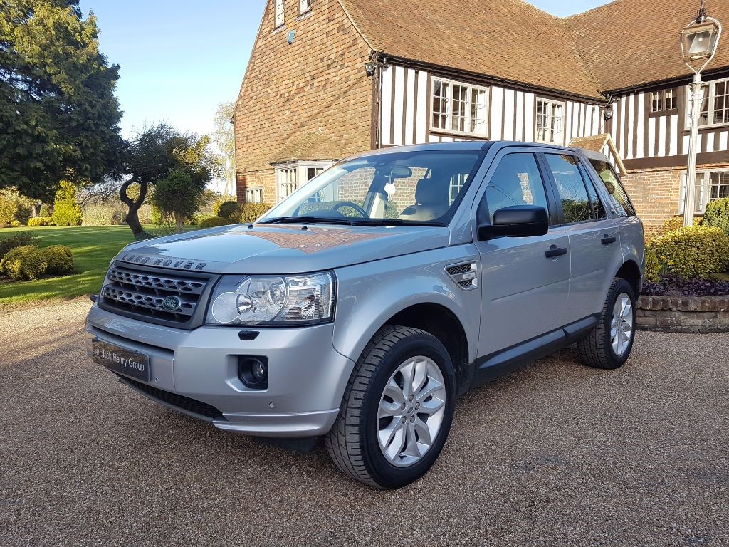 used Land Rover Freelander TD4 HSE 5dr in in-kent