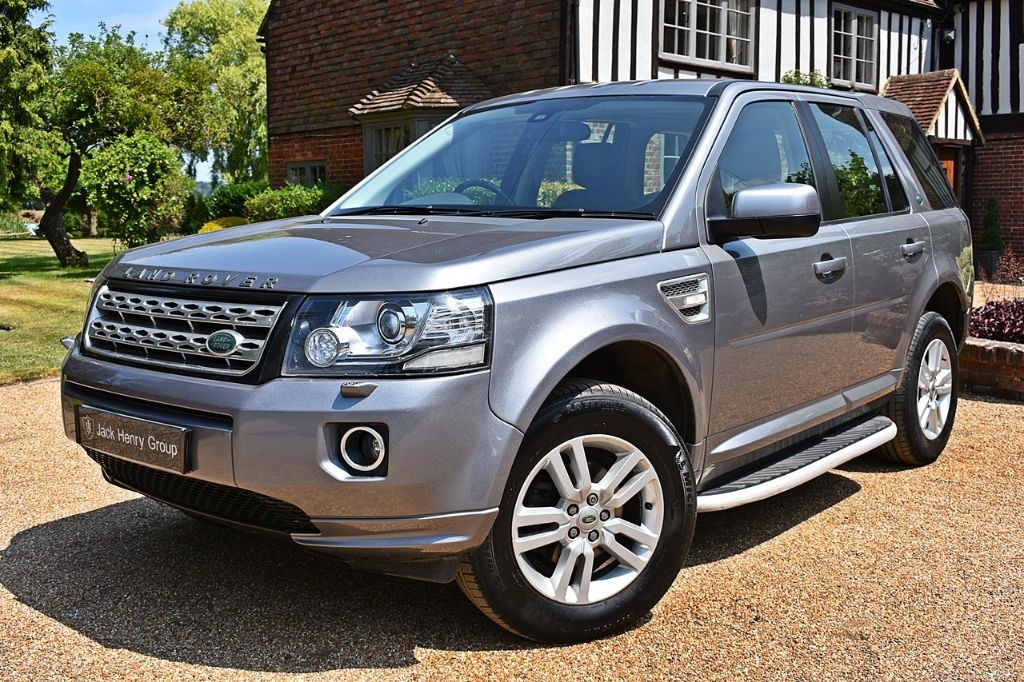 used Land Rover Freelander TD4 XS in in-kent