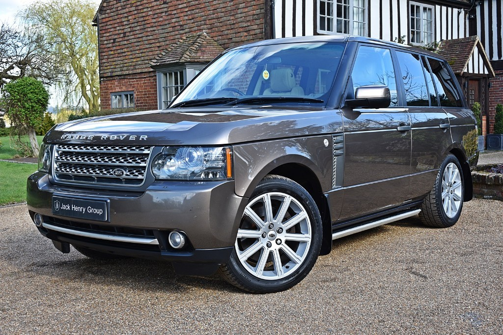 used Land Rover Range Rover TDV8 AUTOBIOGRAPHY in in-kent