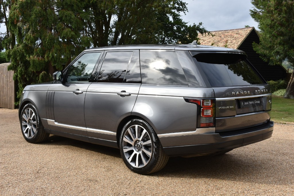 Used Land Rover Range Rover For Sale Kent