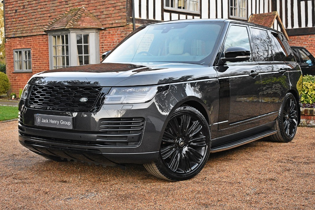 used Land Rover Range Rover SDV6 VOGUE in in-kent