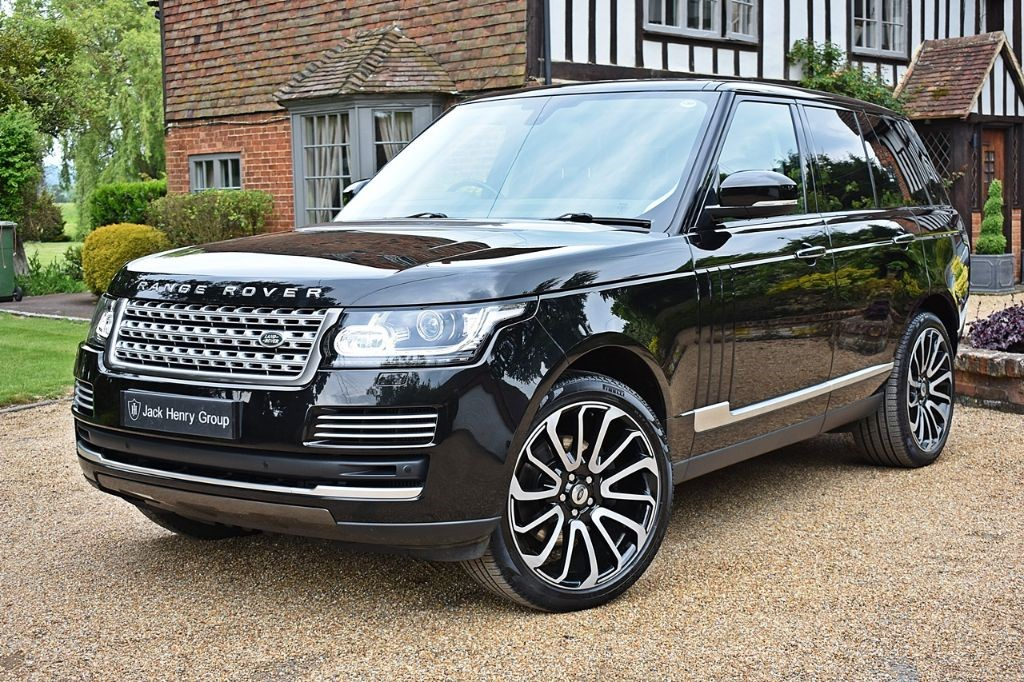 used Land Rover Range Rover TDV6 VOGUE SE in in-kent
