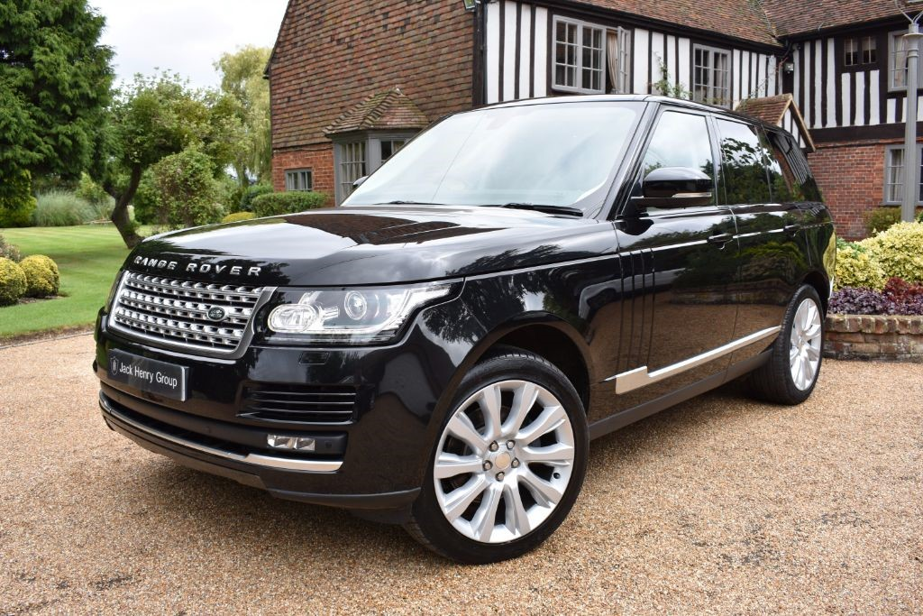 used Land Rover Range Rover TDV6 VOGUE in in-kent