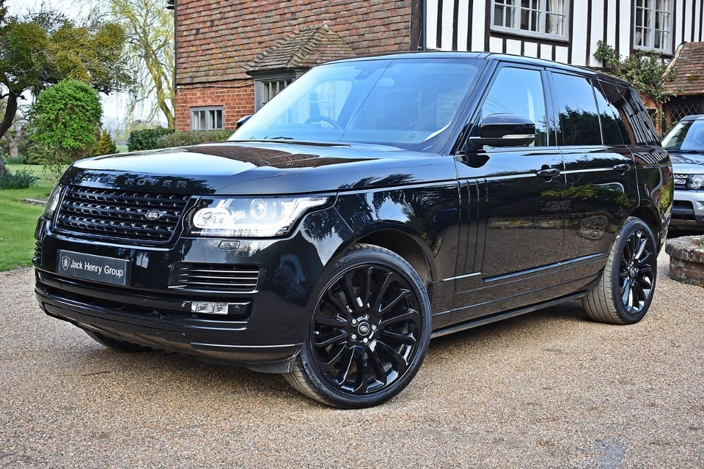 Used Santorini Black Land Rover Range Rover for Sale | Kent