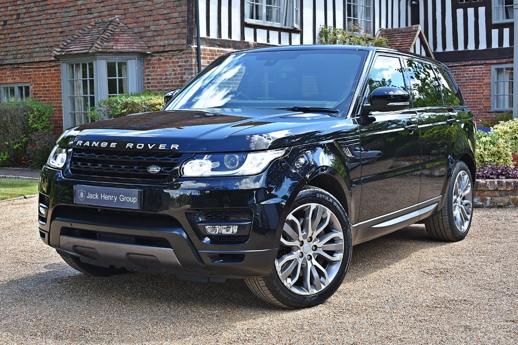 used Land Rover Range Rover Sport SDV6 HSE DYNAMIC in in-kent