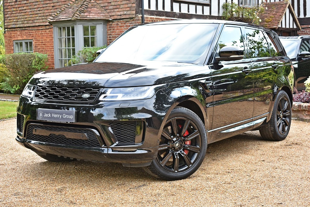 used Land Rover Range Rover Sport AUTOBIOGRAPHY DYNAMIC in in-kent