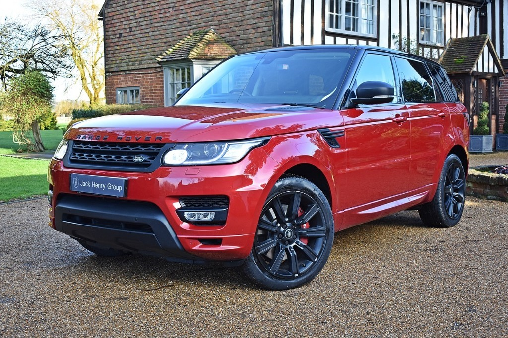 used Land Rover Range Rover Sport SDV8 AUTOBIOGRAPHY DYNAMIC in in-kent