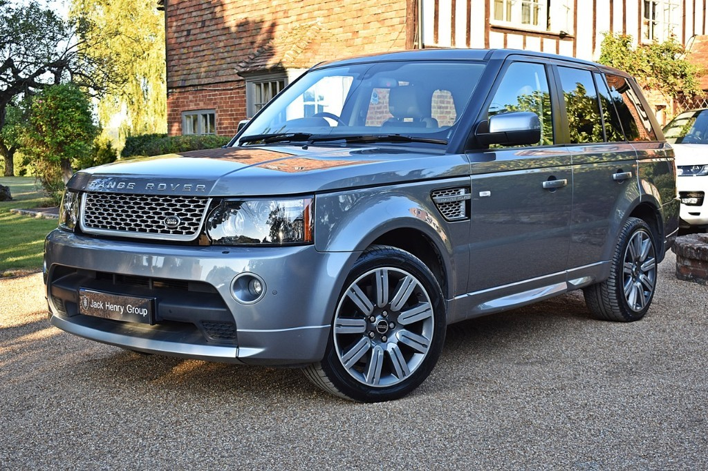 used Land Rover Range Rover Sport SDV6 AUTOBIOGRAPHY SPORT in in-kent