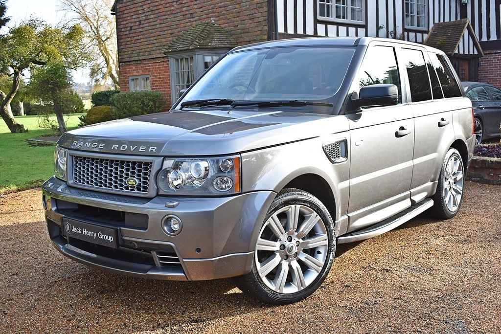 used Land Rover Range Rover Sport TDV8 SPORT HST in in-kent