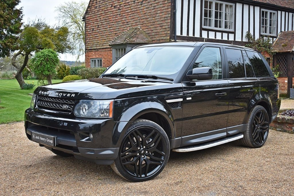 used Land Rover Range Rover Sport TDV6 HSE in in-kent