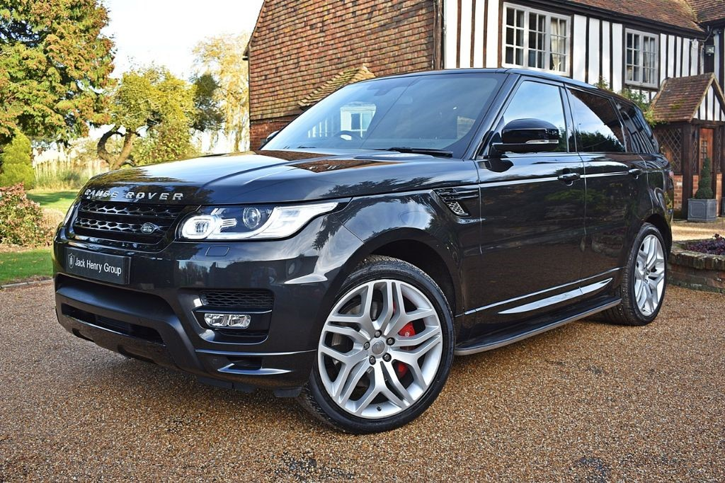 used Land Rover Range Rover Sport V8 AUTOBIOGRAPHY DYNAMIC in in-kent