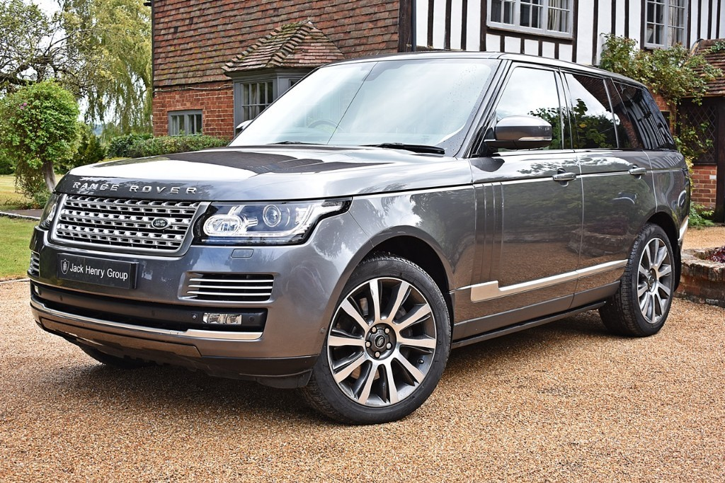 used Land Rover Range Rover 4.4 SD V8 Autobiography auto 4WD in in-kent