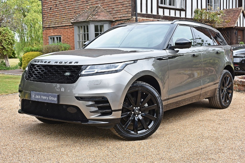 used Land Rover Range Rover Velar R-DYNAMIC HSE in in-kent