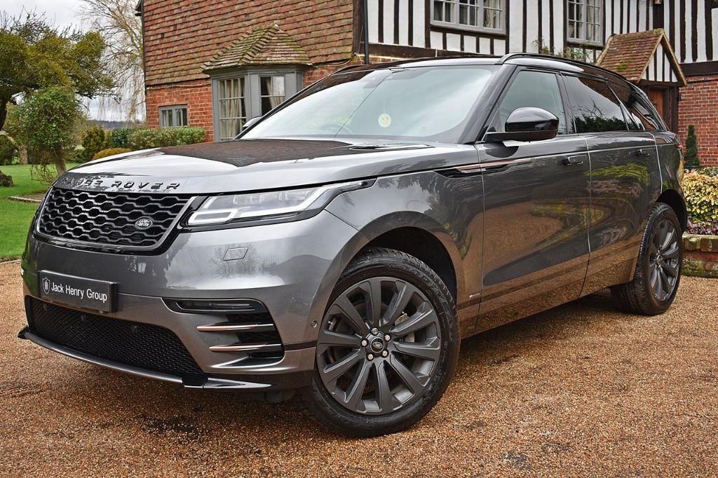 used Land Rover Range Rover Velar R-DYNAMIC SE in in-kent