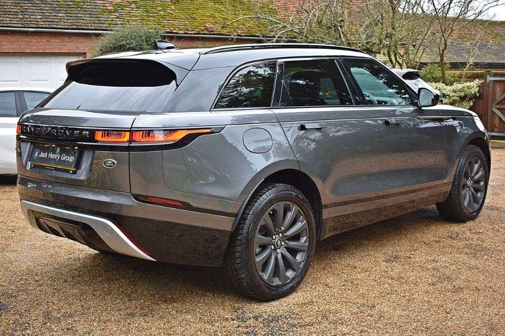 Used Grey Land Rover Range Rover Velar For Sale