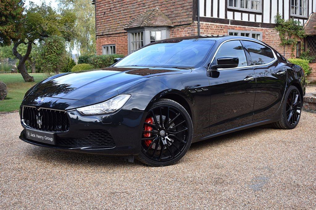used Maserati Ghibli S in in-kent