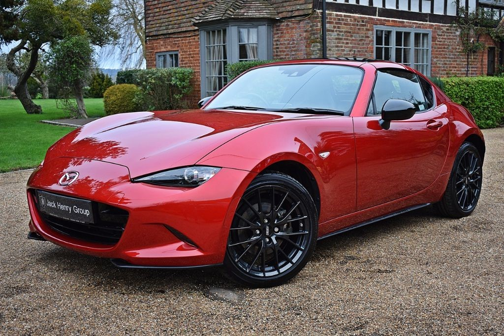 used Mazda MX-5 RF LAUNCH EDITION in in-kent