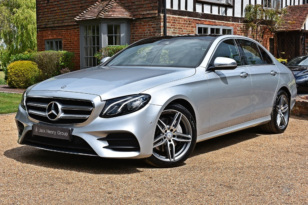 used Mercedes 220 E  D AMG LINE PREMIUM in in-kent
