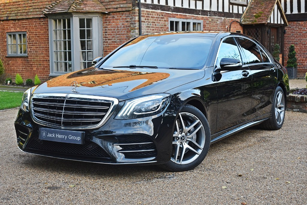 used Mercedes S350L AMG LINE EXECUTIVE in in-kent