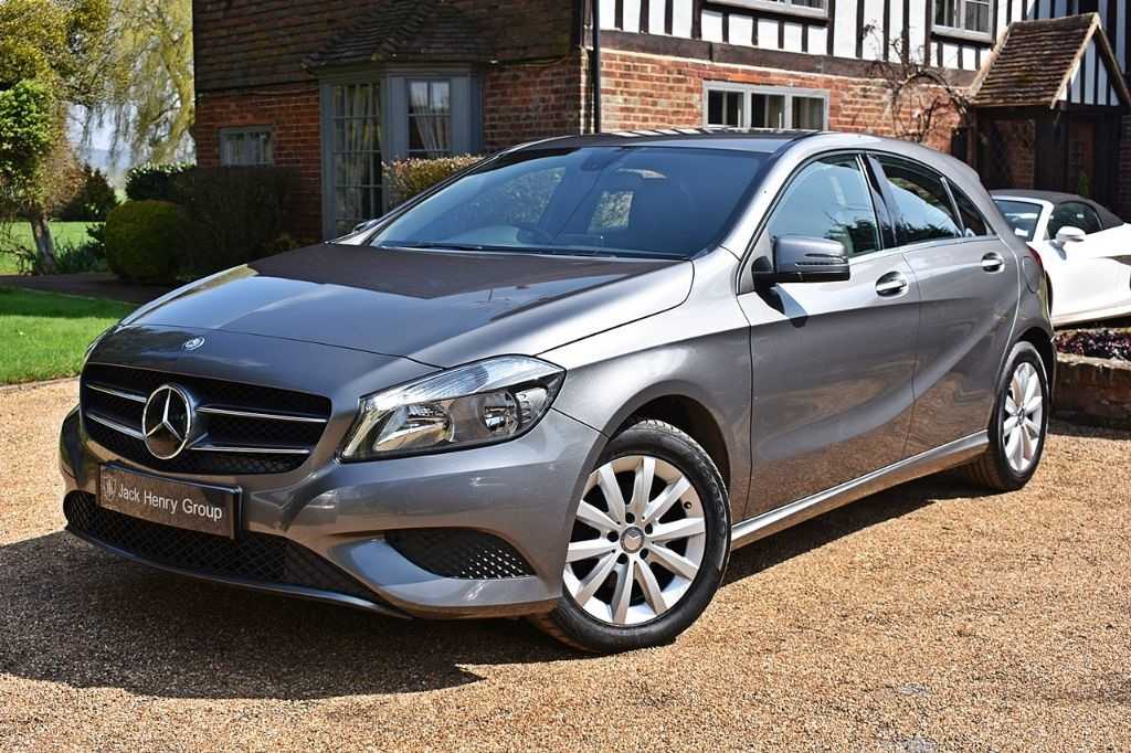 used Mercedes A180 CDI BLUEEFFICIENCY SE in in-kent