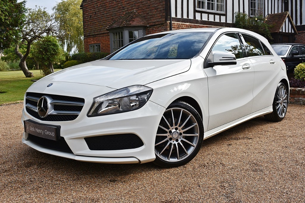 used Mercedes A180 CDI BLUEEFFICIENCY AMG SPORT in in-kent