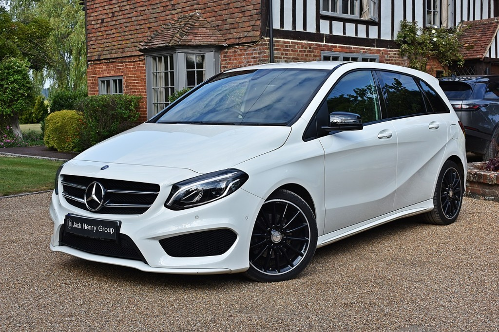used Mercedes B200 CDI AMG LINE PREMIUM in in-kent