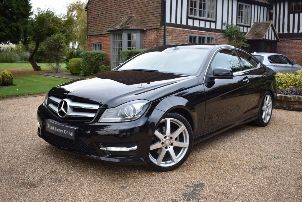 used Mercedes C220 CDI AMG SPORT EDITION in in-kent