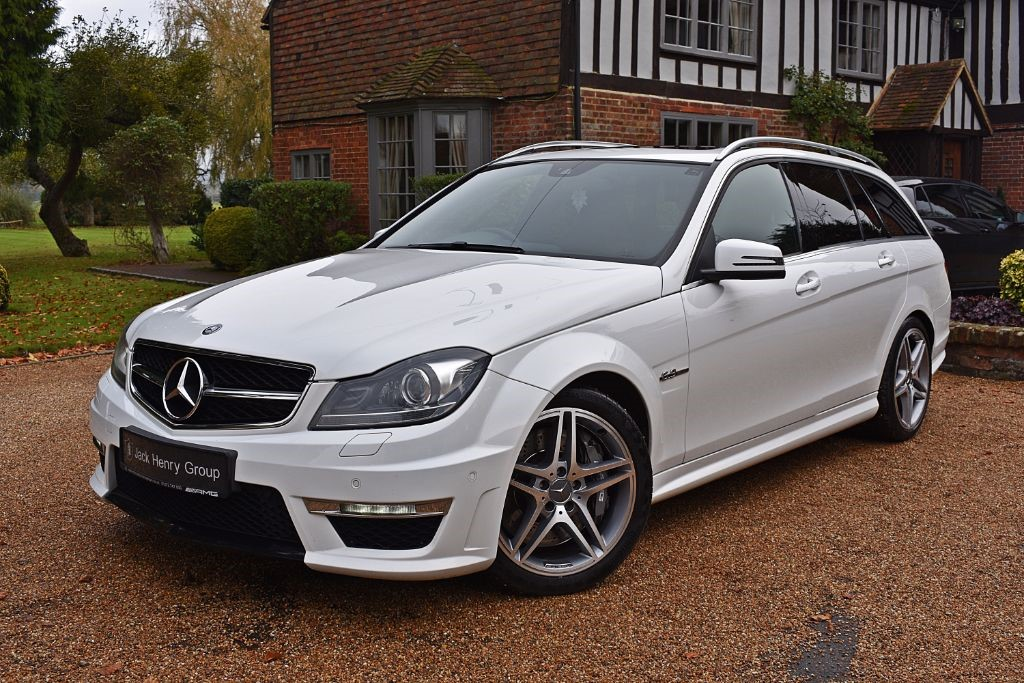used Mercedes C63 AMG  in in-kent